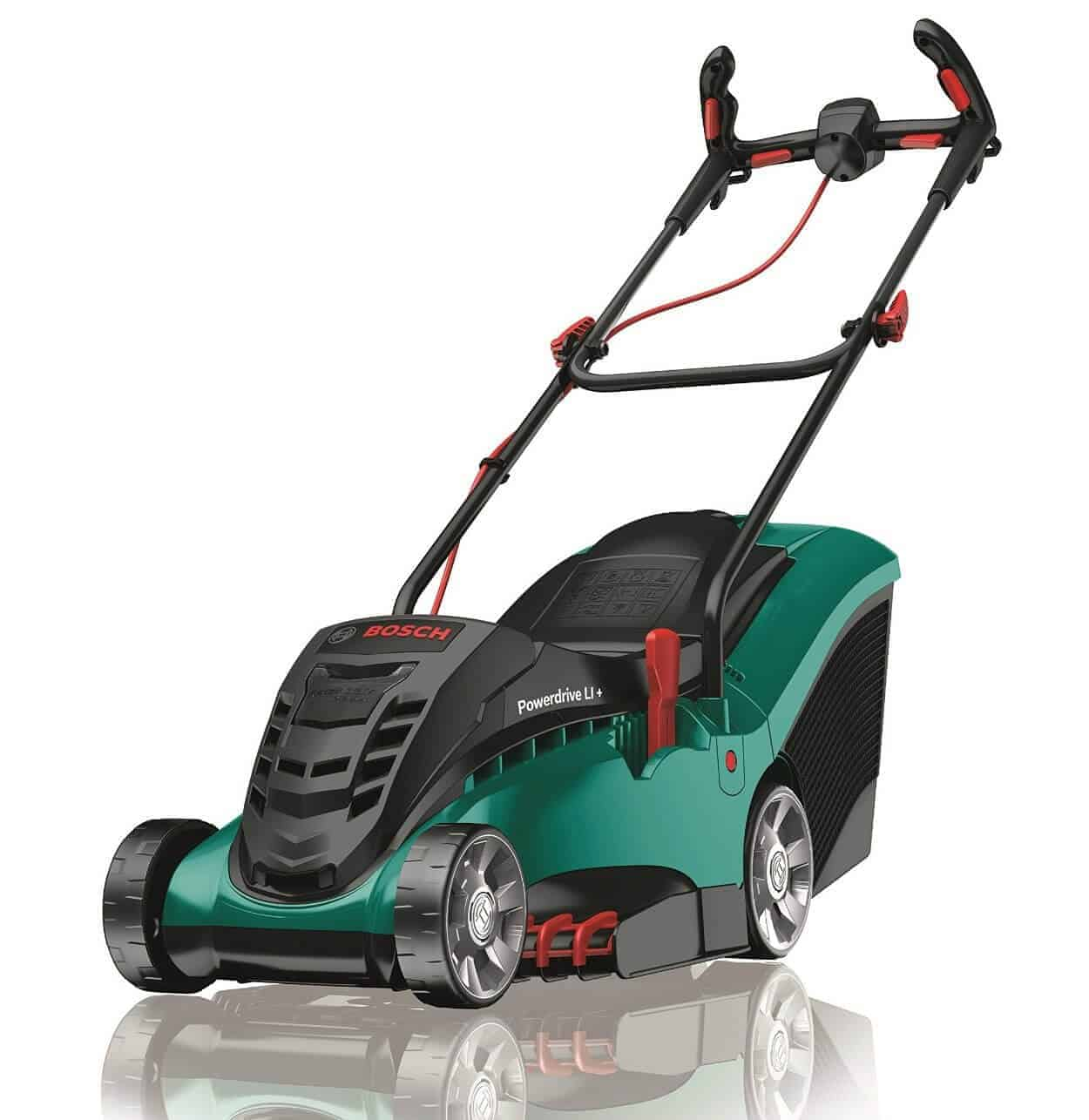Best Battery Powered Lawn Mower Reviews Uk 2017 2018
