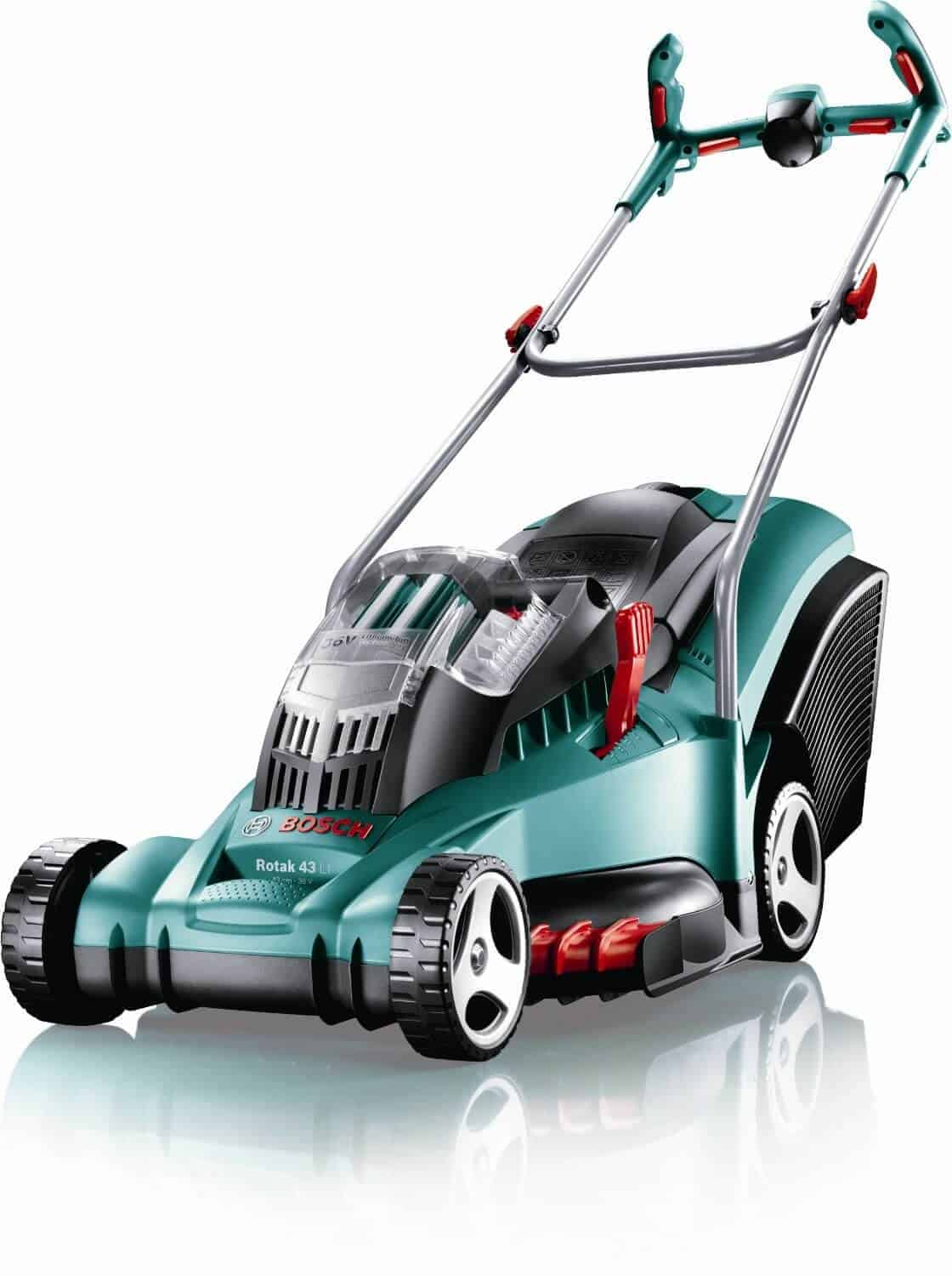 Bosch Cordless Lawn Mower Reviews Top 3 In 2018 2019
