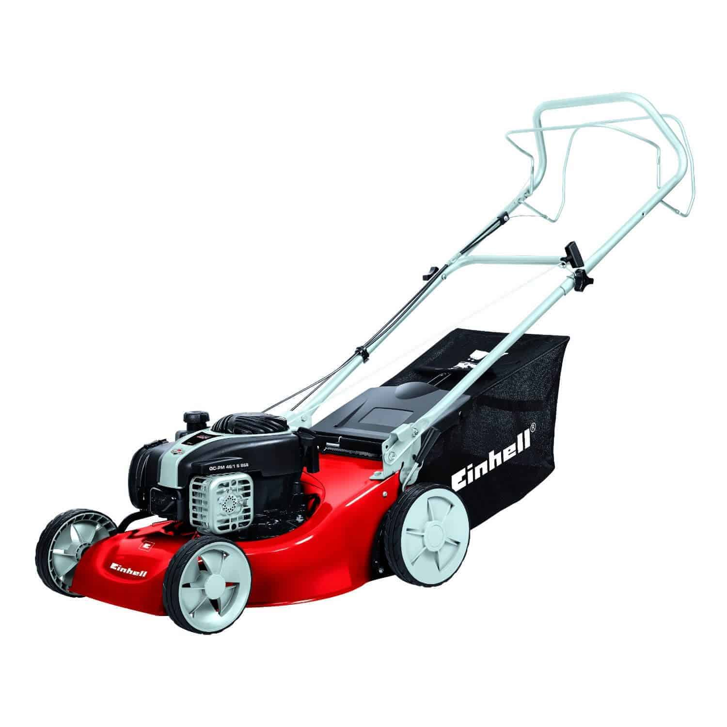 Self Propelled Petrol Lawn Mower For Slopes Amp Steep Hills