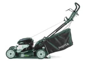Hayter R53S 21-inch Recycling/Mulching Self Propelled Electric Start Petrol Lawnmower