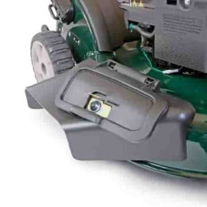 Hayter R53S 21-inch Recycling/Mulching Self Propelled Electric Start Petrol Lawnmower Review
