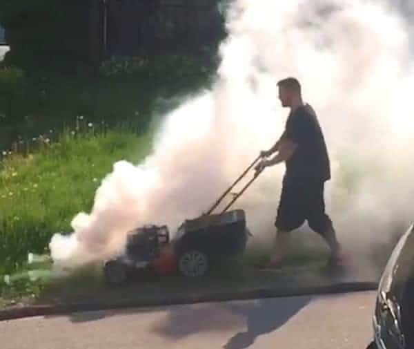 Frequently Asked Questions About White Smoke Coming From Lawnmower