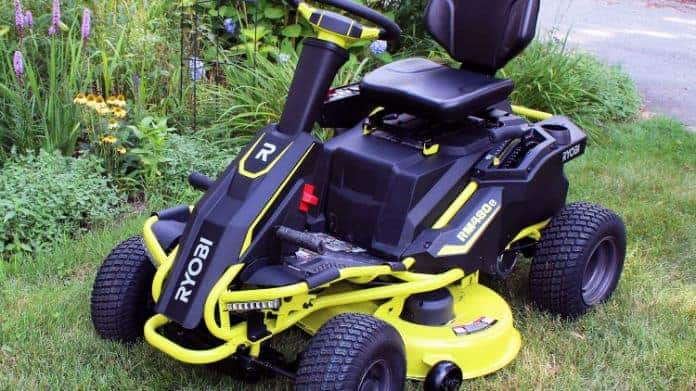 How Much Does the Average Riding Mower Weigh