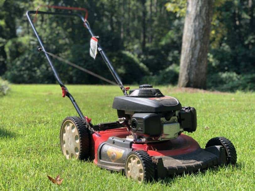 Dangers to Your Lawn Mower