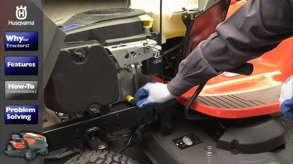 When Should You Change Your Mower's Oil