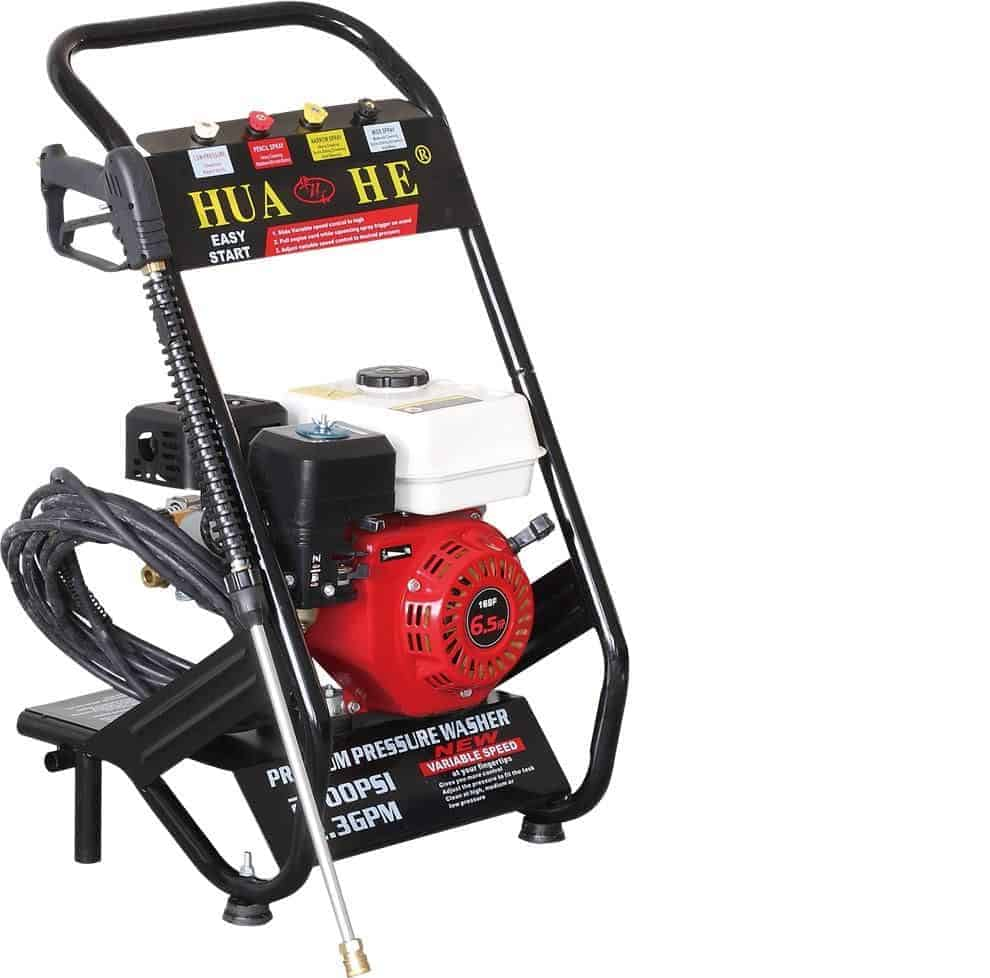 (image of a pressure washer)